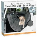 Dog is Good Hammock Car Seat Covers Gray