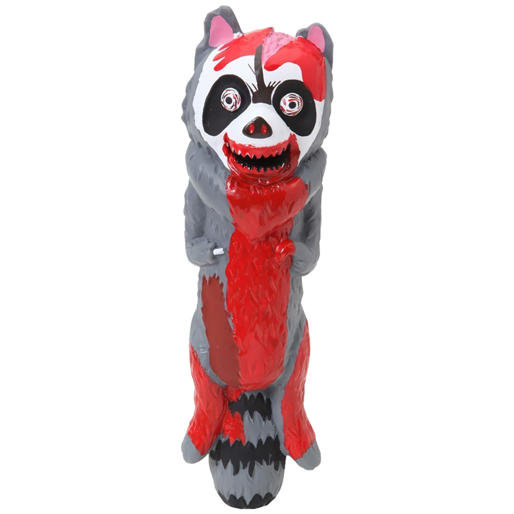 Dogit® Zombie Fever Vinyl Dog Toy - Racoon | Healthypets