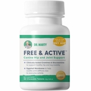Dr. Marty Free & Active Hip & Joint Support Chewables for Dogs, 30 Ct.