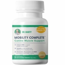 Dr. Marty Mobility Complete Muscle Support Chewables for Dogs, 30 Ct.