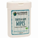 EarthBath Dental Wipes