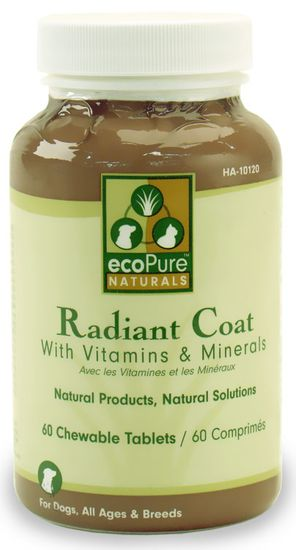 EcoPure Radiant Coat Supplement (60 ct)