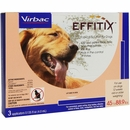 Effitix Topical solution for Dogs 45-88.9 lbs. - 3 Months