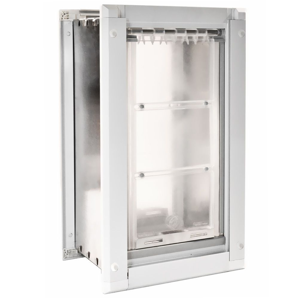 Patio Pacific Endura Flap Extra Large Wall Mount Double