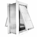 "Endura Flap Pet Door - Large Wall Mount - Double Flap (10"" x 18"")"