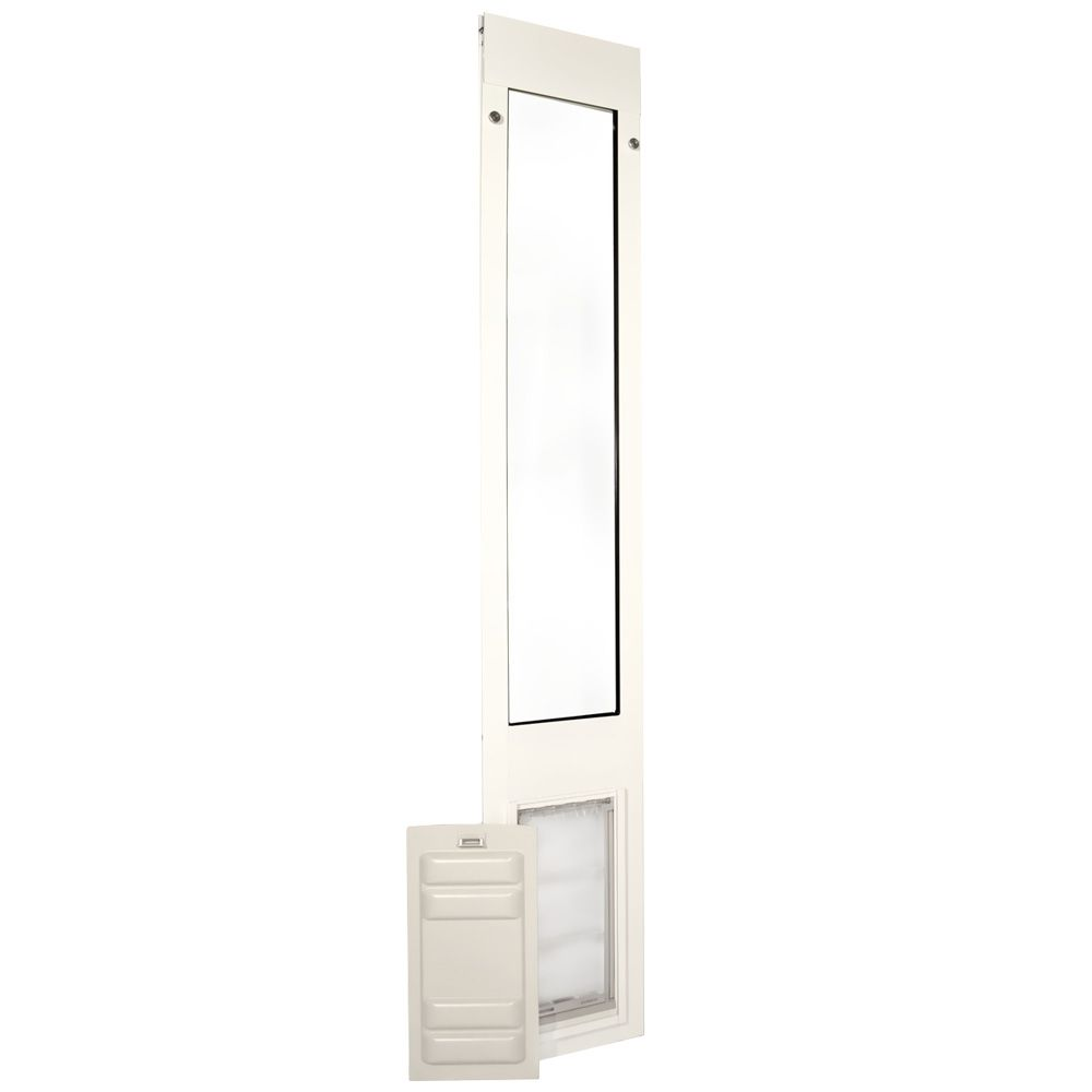 Patio Pacific Endura Flap Thermo Panel 3e White Frame