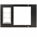 Endura Flap Thermo Sash 2e with Sureflap Microchip Bronze Frame