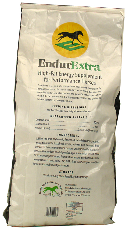 Endure Extra Energy Supplement
