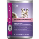 Eukanuba Puppy Canned Food - Entree with Fresh Chicken & Rice (12x13.2oz)