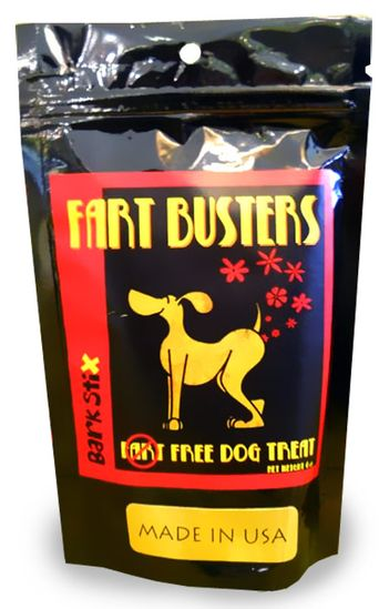 Fart Busters Dog Treats (4 oz)