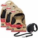 Flexi Explore Retractable Leashes