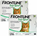 Frontline for Cats - Top Spot