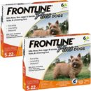 Frontline Plus for Dogs 5-22 lbs, 12 Month