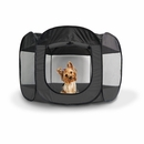 FurHaven Pet Playpen -Gray (Small)