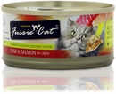 Fussie Cat Tuna and Salmon Cat Food (2.8 oz)
