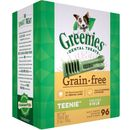 GREENIES Grain Free Treat-Pak - TEENIE 96 Treats (27 oz)