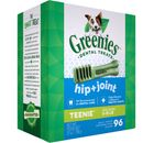 GREENIES Hip & Joint Care Canine Dental Chews - TEENIE (27 oz)