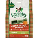 GREENIES Pumpkin Spice Flavor