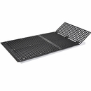 "Groomer's Best Tub Hinged Floor Grate - 48""x24"""