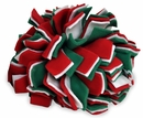 Holiday Fleecy Clean Ball - Large