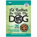 I'd Rather Be With My Dog� Paleo Trainers