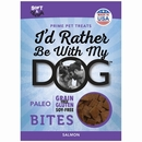 I'd Rather Be With My Dog� Paleo Trios & Bites