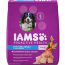 Iams Proactive Health Mature Adult Large Breed Dry Dog Food for Senior - Chicken (30 lb)