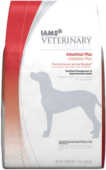 Iams Veterinary Formula K9 Intestinal Plus (15 lb)