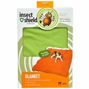 """Insect Shield® Blanket 56""""x48"""" - Green"""