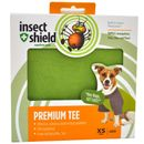 Insect Shield Premium Tee XSmall - Green