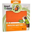 Insect Shield Protective Safety Vest Medium - Orange