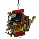 Java Wood Toy - Fun Spongy (Large)