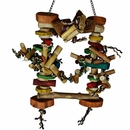 Java Wood Toy - Munchy Swinger (Small)