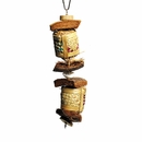 Java Wood Toy - Surprise Drum (Small)