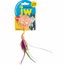 JW Pet Cataction Lattice Ball with Tail