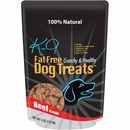 K-9 Fat Free Dog Treats - Beef Flavor (4 oz)