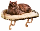 """K&H Kitty Sill Deluxe with Bolster (14"""" x 24"""")"""