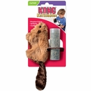 KONG Beaver Refillable Catnip Toy
