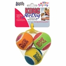 Air KONG Squeaker Happy Birthday Balls - Medium