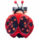 Ladybug with Wings Dog Costume - SMALL