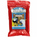 Lafeber's Avi-Cakes Gourmet Bird Food for Macaws and Cockatoos (1 lbs)