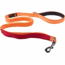 LaiFug Bungee Dog Leash - Orange (48 Inch)