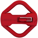 LINKS-IT Pet Tag Connector - Red