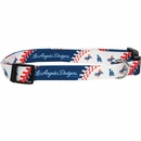 Los Angeles Dodgers Dog Collars & Leashes