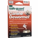 Merck Safeguard (fenbendazole) Canine Dewormer 3-pack (1 gm)