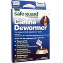 Merck Safeguard (fenbendazole) Canine Dewormer 3-pack (2 gm)