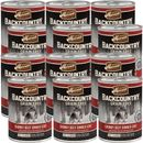 Merrick Backcountry - Chunky Beef Dinner Canned Dog Food (12x12.7 oz)