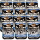 Merrick Backcountry - Chunky Chicken Dinner Canned Dog Food (12x12.7 oz)