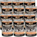 Merrick Backcountry - Hearty Rabbit & Salmon Stew Canned Dog Food (12x12.7 oz)