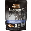 Merrick Backcountry - Real Chicken Recipe Cuts Cat Food (12x3 oz)